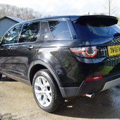 Land Rover Discovery Sport Sport Hse Td4 A 15