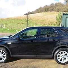 Land Rover Discovery Sport Sport Hse Td4 A 16