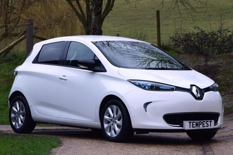 Renault Zoe Dynamique Nav Auto (Battery Owned)