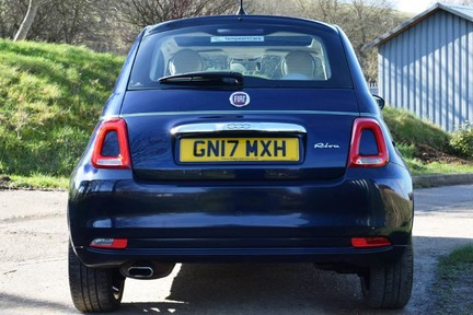 Fiat 500 Riva (Full Leather) Special Car 3