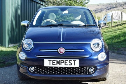 Fiat 500 Riva (Full Leather) Special Car 4