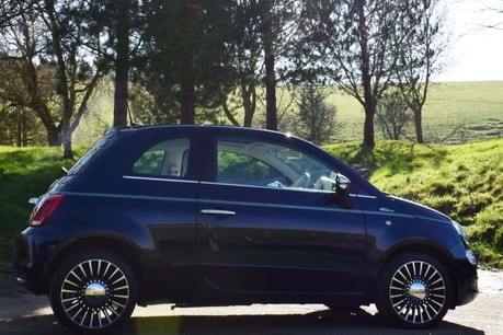 Fiat 500 Riva (Full Leather) Special Car Technical Data