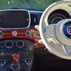 Fiat 500 Riva (Full Leather) Special Car 7