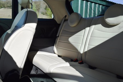 Fiat 500 Riva (Full Leather) Special Car 8