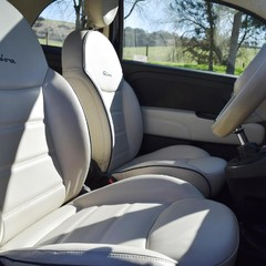 Fiat 500 Riva (Full Leather) Special Car 9