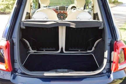 Fiat 500 Riva (Full Leather) Special Car 10