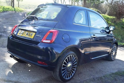 Fiat 500 Riva (Full Leather) Special Car 12