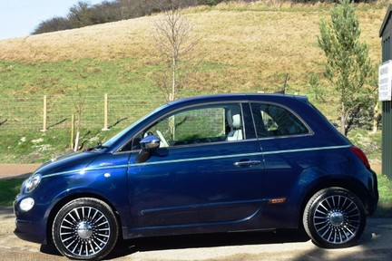 Fiat 500 Riva (Full Leather) Special Car 13