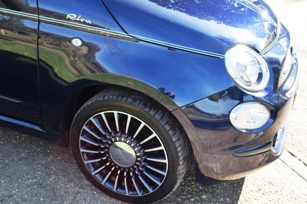 Fiat 500 Riva (Full Leather) Special Car 15