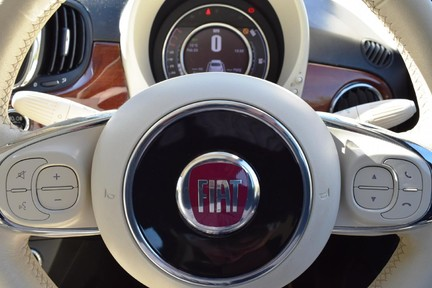 Fiat 500 Riva (Full Leather) Special Car 18