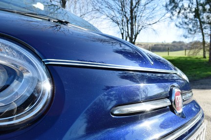 Fiat 500 Riva (Full Leather) Special Car 29