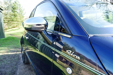 Fiat 500 Riva (Full Leather) Special Car 33