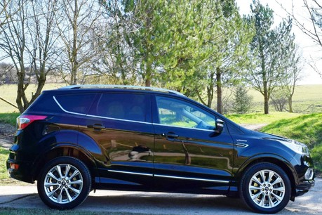 Ford Kuga Vignale Tdci Auto Technical Data