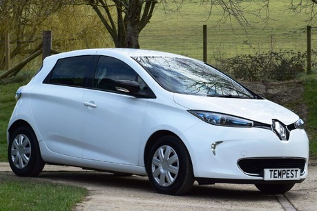 Renault Zoe Expression Nav Auto (No Battery Lease)