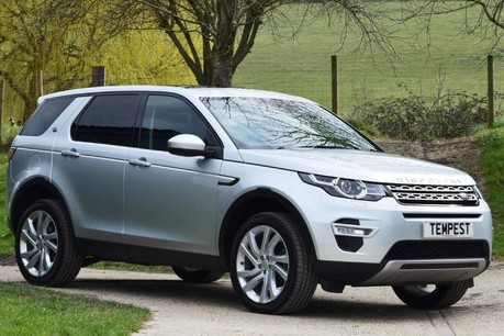 Land Rover Discovery Sport Sport Hse Lux T