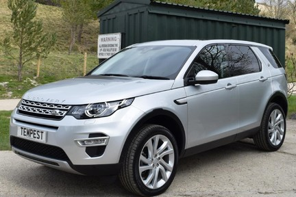 Land Rover Discovery Sport Sport Hse Lux T 2