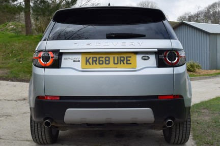 Land Rover Discovery Sport Sport Hse Lux T 3