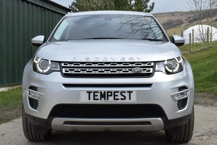 Land Rover Discovery Sport Sport Hse Lux T 4
