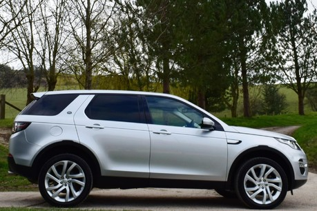 Land Rover Discovery Sport Sport Hse Lux T Technical Data
