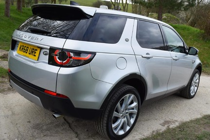 Land Rover Discovery Sport Sport Hse Lux T 12