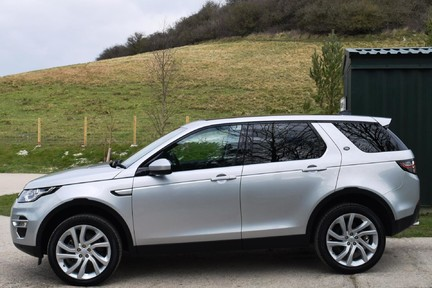 Land Rover Discovery Sport Sport Hse Lux T 13
