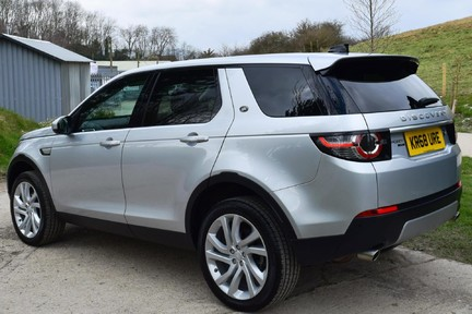 Land Rover Discovery Sport Sport Hse Lux T 14