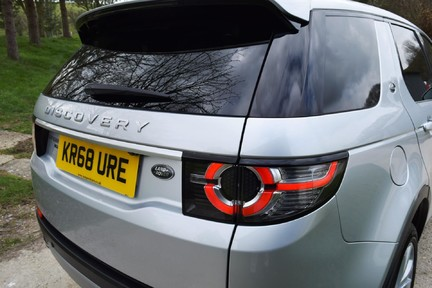 Land Rover Discovery Sport Sport Hse Lux T 16