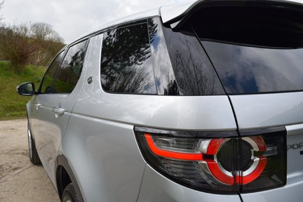 Land Rover Discovery Sport Sport Hse Lux T 36