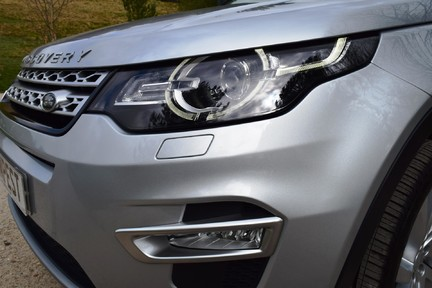 Land Rover Discovery Sport Sport Hse Lux T 38