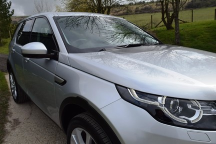 Land Rover Discovery Sport Sport Hse Lux T 42