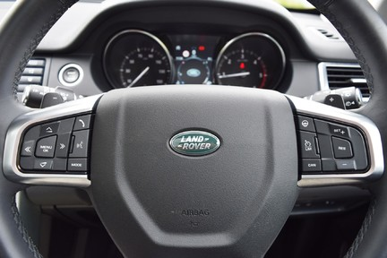 Land Rover Discovery Sport Sport Hse Lux T 18