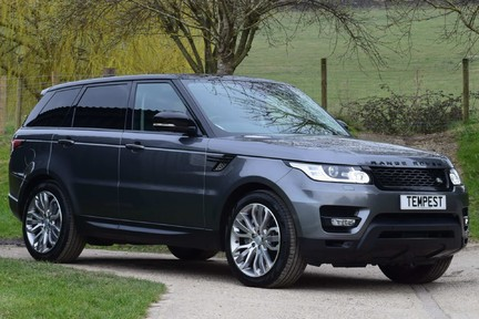 Land Rover Range Rover Sport Hse Dynamic S (Glass Roof) 1