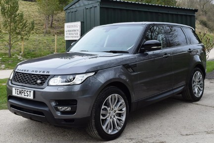 Land Rover Range Rover Sport Hse Dynamic S (Glass Roof) 2