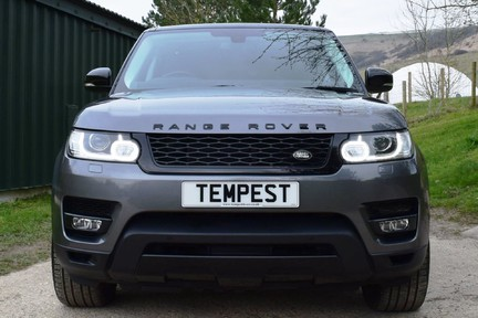 Land Rover Range Rover Sport Hse Dynamic S (Glass Roof) 4