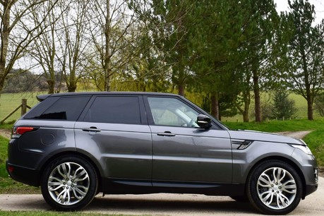 Land Rover Range Rover Sport Hse Dynamic S (Glass Roof) Technical Data