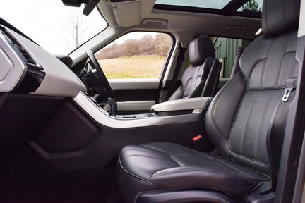 Land Rover Range Rover Sport Hse Dynamic S (Glass Roof) 6