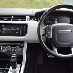 Land Rover Range Rover Sport Hse Dynamic S (Glass Roof) 7