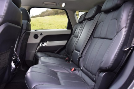 Land Rover Range Rover Sport Hse Dynamic S (Glass Roof) 8