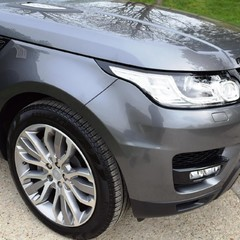 Land Rover Range Rover Sport Hse Dynamic S (Glass Roof) 15