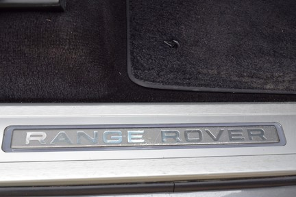 Land Rover Range Rover Sport Hse Dynamic S (Glass Roof) 23