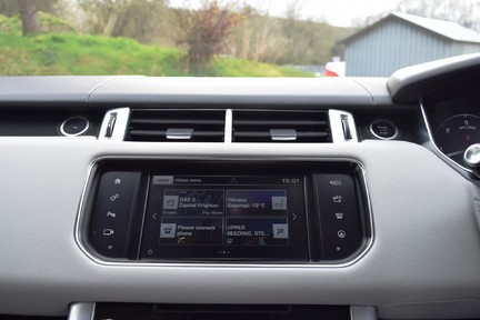 Land Rover Range Rover Sport Hse Dynamic S (Glass Roof) 28