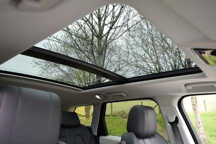 Land Rover Range Rover Sport Hse Dynamic S (Glass Roof) 30