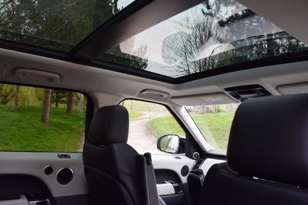 Land Rover Range Rover Sport Hse Dynamic S (Glass Roof) 31