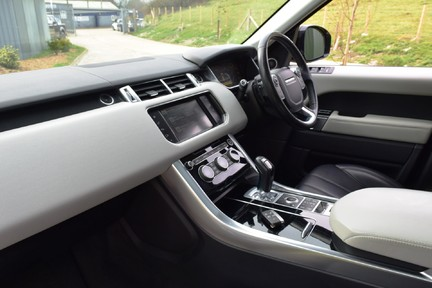 Land Rover Range Rover Sport Hse Dynamic S (Glass Roof) 34