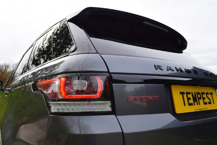 Land Rover Range Rover Sport Hse Dynamic S (Glass Roof) 40