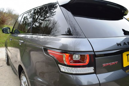 Land Rover Range Rover Sport Hse Dynamic S (Glass Roof) 43
