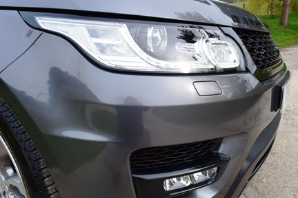 Land Rover Range Rover Sport Hse Dynamic S (Glass Roof) 48