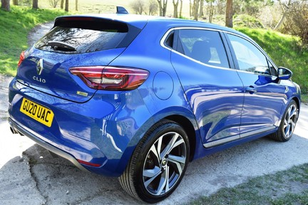 Renault Clio Rs Line Bose Edition 12