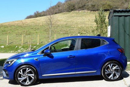 Renault Clio Rs Line Bose Edition 13