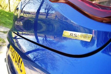 Renault Clio Rs Line Bose Edition 38